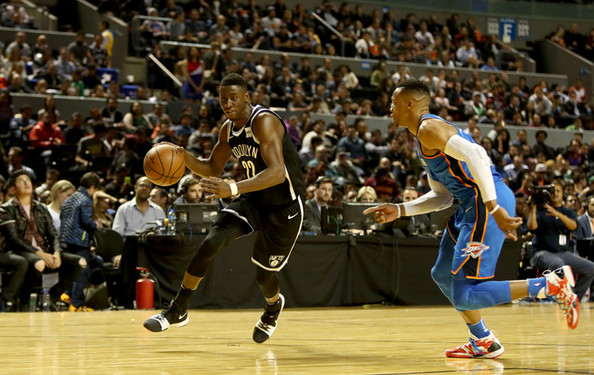 Nets come from behind for big win over Thunder