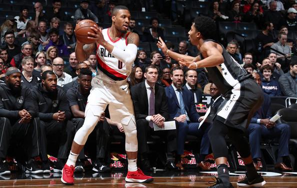 Nets lose heartbreaker 127-125 to Trail Blazers