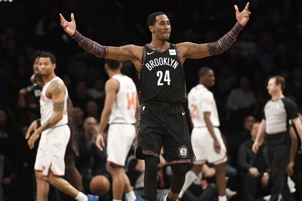 Brooklyn's glaring roster hole and the former Net who could fill it