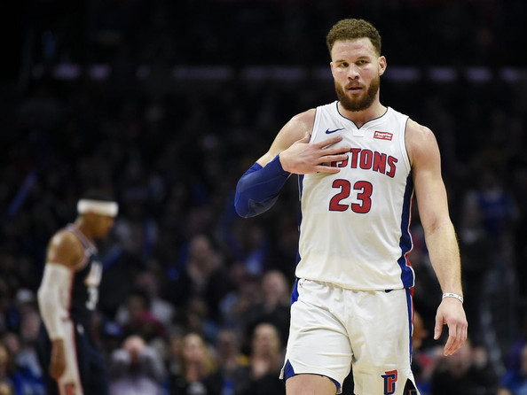 Six-time All-Star Blake Griffin agrees to deal with Nets