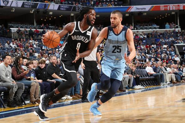 DeMarre Carroll leads Nets past Grizzlies