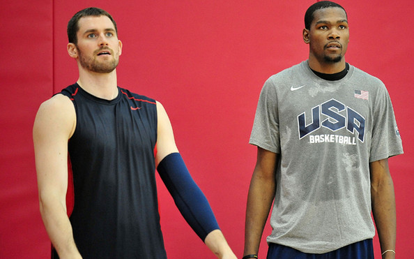 Brooklyn atop Kevin Love's list of preferred destinations