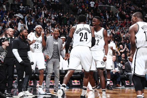Nets win home finale 107-106 over Bulls