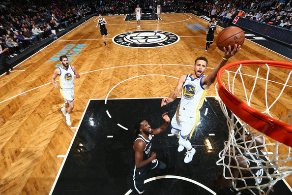 Nets fall short of improbable comeback in 118-111 loss to Warriors