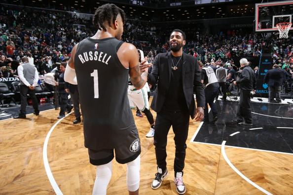 Brooklyn's huge offseason may begin with Kyrie Irving