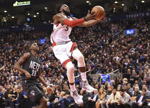Nets acquire DeMarre Carroll, 2018 1st, 2018 2nd from Raptors for Justin Hamilton