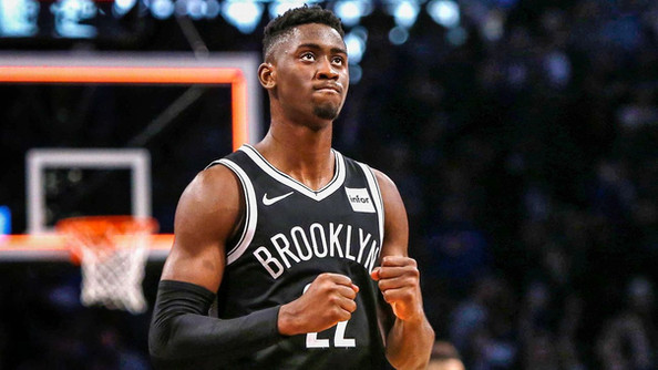 Is Caris LeVert Brooklyn's third star?