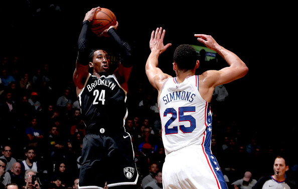 Brooklyn Nets: Hole at power forward amplified by Rondae Hollis-Jefferson struggles