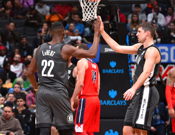 Nets grind out win over Wizards despite shooting struggles