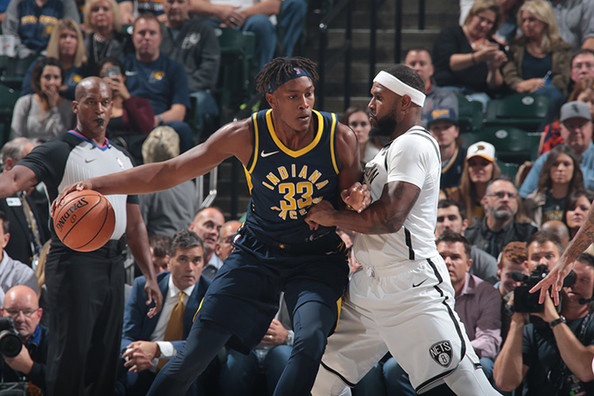 Nets lose season opener 140-131 to Pacers