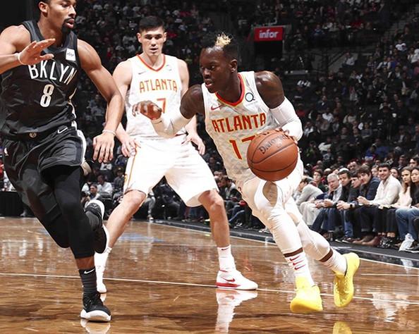 Nets break down defensively in loss to struggling Hawks