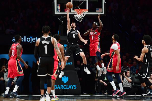 Joe Harris establishing himself as a clutch player for the Brooklyn Nets