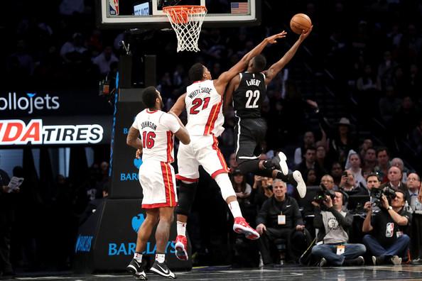 Carroll ignites comeback, LeVert closes in Nets win over Heat
