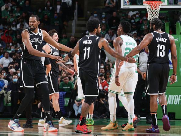 Nets Big Three Dismantles Boston with Milwaukee Showdown Looming