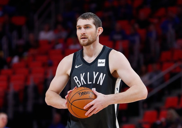 Nets trade Zeller to Bucks for Vaughn, 2nd-round pick