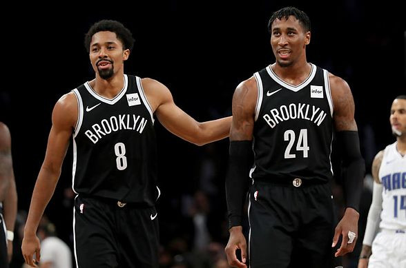 Sean Marks and the Nets player development staff working wonders