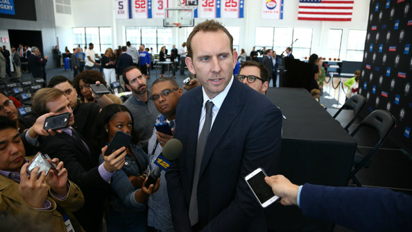 How Sean Marks rebuilt Brooklyn and claimed New York