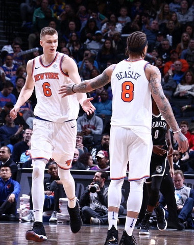 Nets fail to show up in fourth in third loss to Knicks