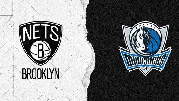Nets @ Mavericks Game Preview