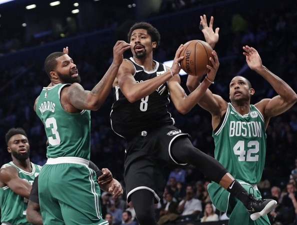 Nets lose defensive battle to Celtics 87-85