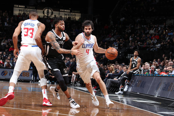 Nets drop sixth straight 114-101 to Clippers