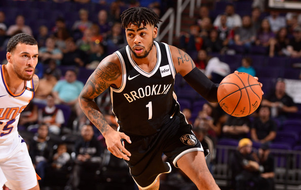 Nets get first road win of season 98-92 over Suns