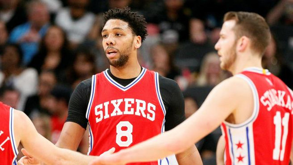 Nets acquire Jahlil Okafor, Nik Stauskas, 2nd-round pick from 76ers for Trevor Booker