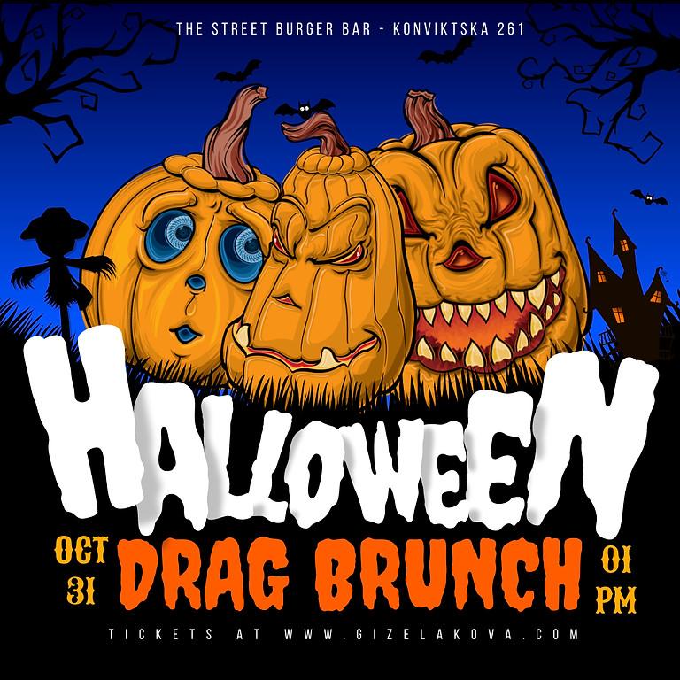 Halloween Drag Brunch  - October 31