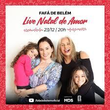 Fafá de Belém faz live de Natal nesta quarta