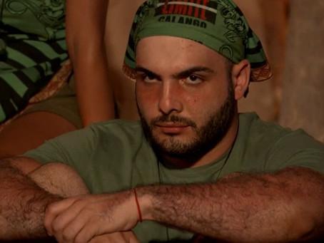 NO LIMITE -  Mahmoud Baydoun é o primeiro eliminado do reality