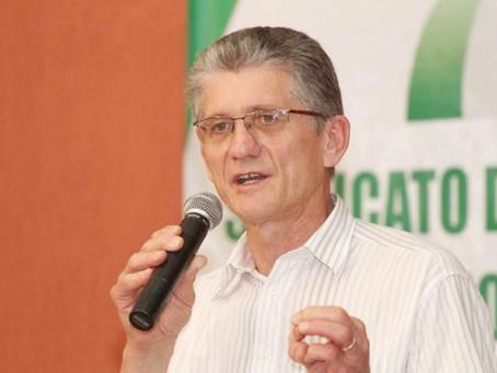 Ortigara explica os cuidados adotados pelas cadeias agropecuárias para manter o abastecimento no PR