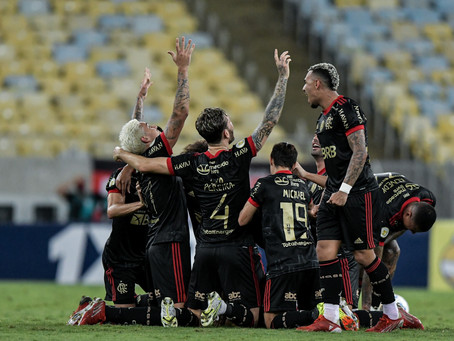 Flamengo supera Juventude por 3 a 1 no Maracanã