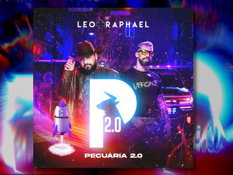 """Léo e raphael lança """"Pecuária 2.0"""