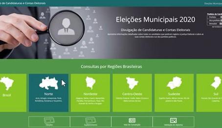 TSE auxilia eleitor a saber mais sobre seu candidato