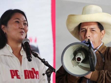 Eleição no Peru