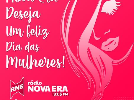 Homenagem da Nova Era pelo dia Internacional da Mulher