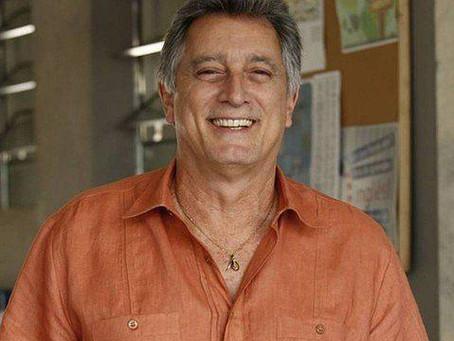Morre no Rio, o ator Eduardo Galvão, vítima de Covid-19