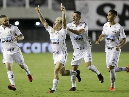 Final da Libertadores da América terá Santos e Palmeiras