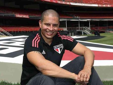 Alex é anunciado como treinador do sub-20 do São Paulo