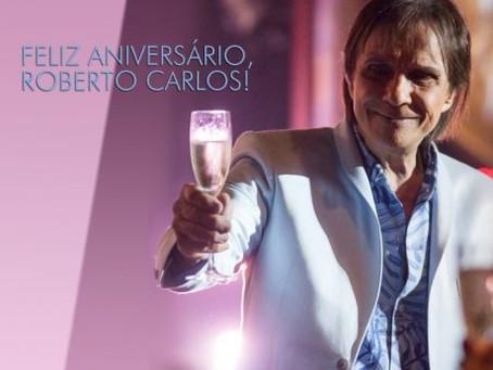 Aniversário do Rei Roberto Carlos