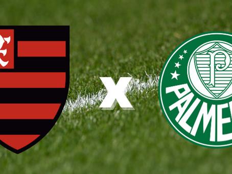 Mané Garrincha é confirmado para jogo entre Flamengo e Palmeiras