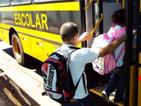 FNDE transfere mais R$ 72,6 mi para manutenção do transporte escolar em estados e municípios