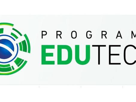 EduTech abre inscrições para professores da rede pública estadual
