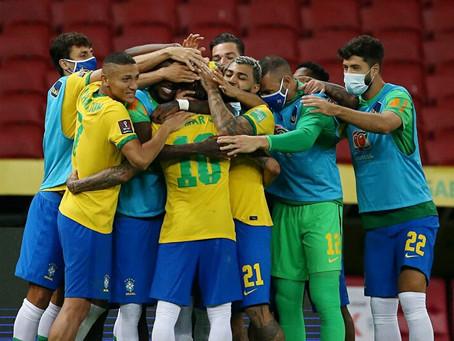 STF e a Copa América