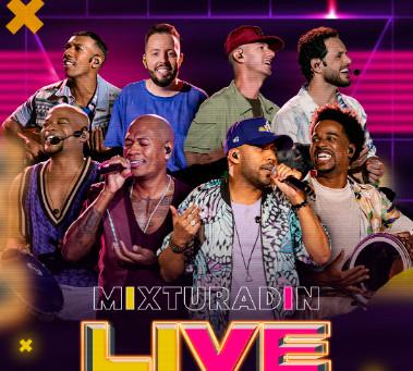 Turma do Pagode e amigos em live show no sábado