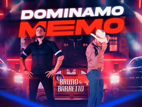 """""""Dominamo Memo"""" é a nova de Bruno e Barretto"""