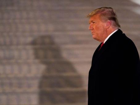 Nova defesa de Trump