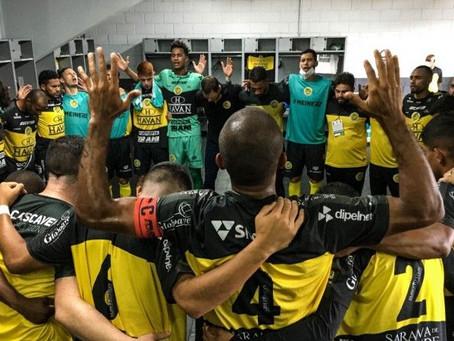 Por escalação irregular, FC Cascavel é condenado no TJD-PR e perde seis pontos no Paranaense