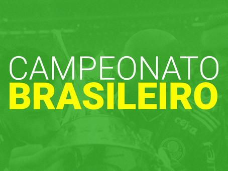Campeonato Brasileiro jogos desta quarta-feira (20)