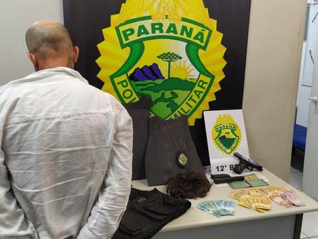 Líder do PCC que estava foragido há um ano é capturado no Paraná